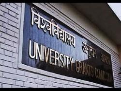 Drop University Tag Ugc Notice To 14 Institutions Of Karnataka