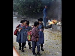 Pti Photo Feature With The Theme Of Children S Day