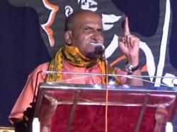 Pramod Muthalik Controversial Statement Against Muslims