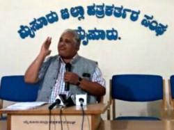 Siddaramaiah And Rangappa Are Responsible For Ksou Scam Go Madhusudan