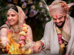 Viral Videos And Pictures Of Virushka Wedding