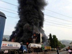 Fire Accident In Mumbai 12 Dead