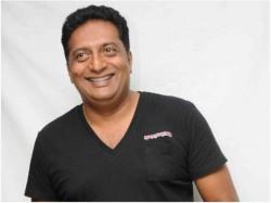 Newsmaker Of Karnataka 2017 Multilingual Actor Prakash Rai