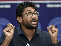 Jignesh Mevani Admits Of Accepting Rs 51 000 From Pfi