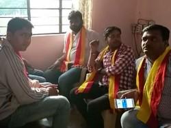 Karnataka Bandh Bus Service Hits In Belgaum