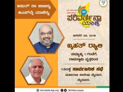Karnataka Bandh Bjp In Fear Of Embarrassment In Front Of Amit Shah