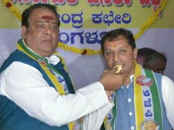 I Will Contest In Shikaripur Against Yeddyurappa Padmanabha Prasanna