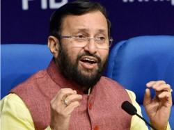 Minister Prakash Javdekar Says Ksou Grant Is Not Central Government Issue