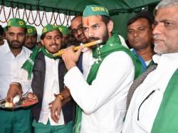 Lalu Prasad Son Pratap Yadav Vacates Ghost Bungalow