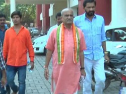 Pramod Muthalik Slams Bjp For Mangaluru Chalo Janasuraksha Yatra