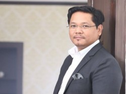 Who Is Conrad Sangma Chief Minister Of Meghalaya