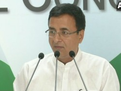 Congress Or Rahul Gandhi Never Hired Services Of Cambridge Analytica Randeep Surjewala