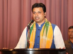 Internet And Satellite Existed Since Mahabharata Era Claims Tripura Cm