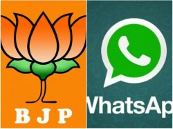 Bjps Election Battle Room Equipped With 20 000 Whatsapp Groups