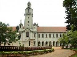 Iisc Bengaluru Jnu Among Top 10 Universities