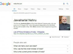Google India First Pm And You May Be In For A Shock
