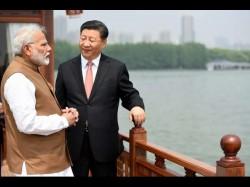 Prime Minister Narendra Modi Informal Visit To China