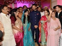 Lalus Son Tej Pratap Engaged To Aishwarya