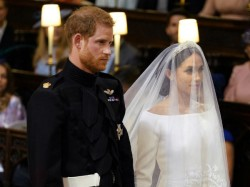 Royal Wedding Meghan Markle Prince Harry Are Married