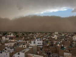 Hasty Wind Claims 22 Lives In Rajasthan