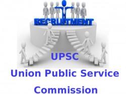 Upsc Recruitment 2018 Apply For 71 Various Vacancies