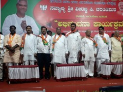 Dr Veeranna Charantimath Says Coalition Governament Will Decline In Six Months