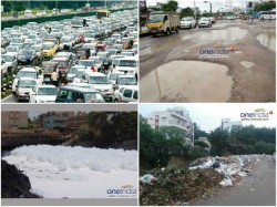 Bengaluru Cries For New Government Attention