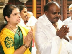 Kumaraswamy To Take Blessings Of Chamundeswari Before Oath Taking