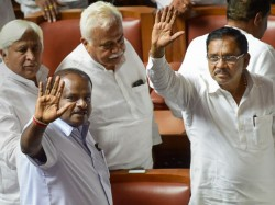 Jds And Congress Leaders Still Fighting For Cabinet Expansion