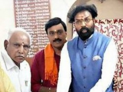 Kpcc Law Section Gives Complaint To Acb Against Bjp Top Leaders