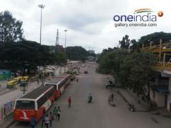 Dull Response To The Karnataka Bandh Call