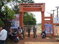 Tight Security During Counting In Mangaluru Dc Shashikanth Senthil