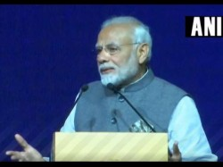 Narendra Modi Addressed At Business And Community Event In Singapore