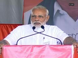 Karnataka Assembly Elections 2018 Modi On Mahadayi In Gadag