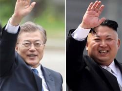 North South Korean Leaders Meet In Surprise Summit