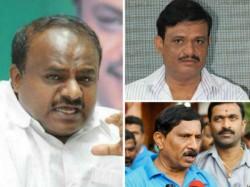 Karnataka Elections Rajarajeshwari Nagar Jds Workers Upset Over Cm Gesture