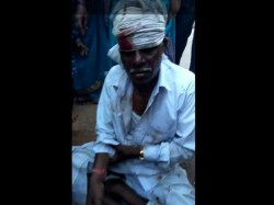 Post Election Violence In Chamundeshwari