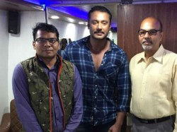 Challenging Star Darshan Is The Brand Ambassador Of The Mysore Zoo