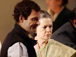 Rahul Gandhi Left To Abroad For Sonia Medical Check Up Tweet To Bjp