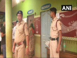 Karnataka Elections Security Beefed Up In All Over State