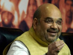 Amit Shah To Launch Sampark For Samarthan Campaign