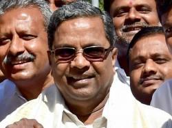 Governors Invitation To Yeddyurappa Is Unconstitutional Siddaramaiah