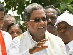 Karnataka Assembly Elections 2018 Siddaramaiah Confident Of Majority