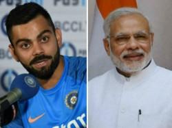 Pm Modi Accepts Virat Kohli S Fitness Challenge