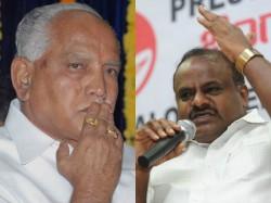 Yeddyurappa Resign Cm Post Kumaraswamy Likely Be Cm
