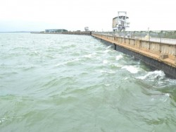 Inflow Into Krs Rises Dam Touched 100 Feet Mark