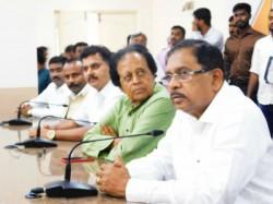 Karnataka Cabinet Expansion Portfolio Allotment On June 6th Said Parameshwar