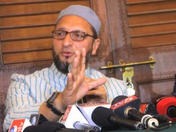 Bjp Not Interested In Development Of Muslim Community Owaisi