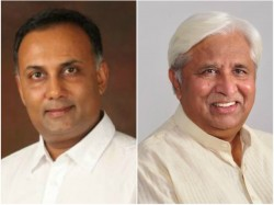 Who Will Don The Post Of Kpcc President Hk Patil Or Dinesh Gundu Rao