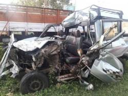 Tamil Nadu Men Died In An Accident In Chitradurga